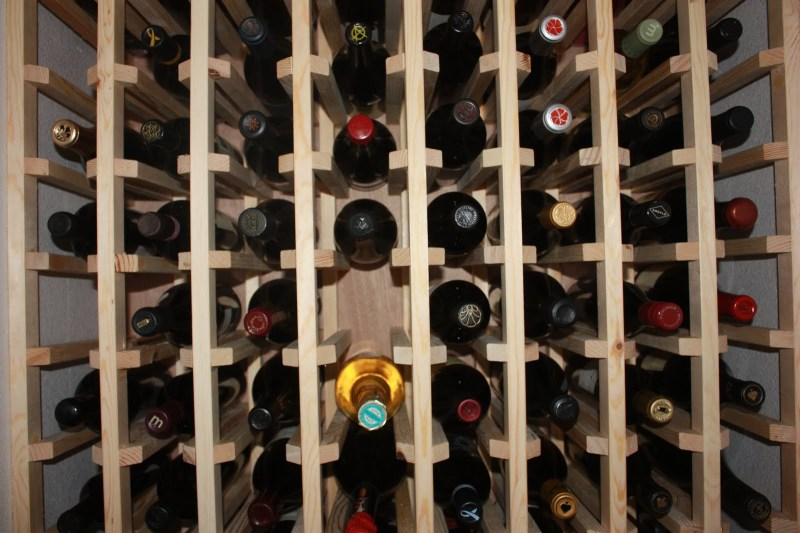 wine rack plans fine woodworking