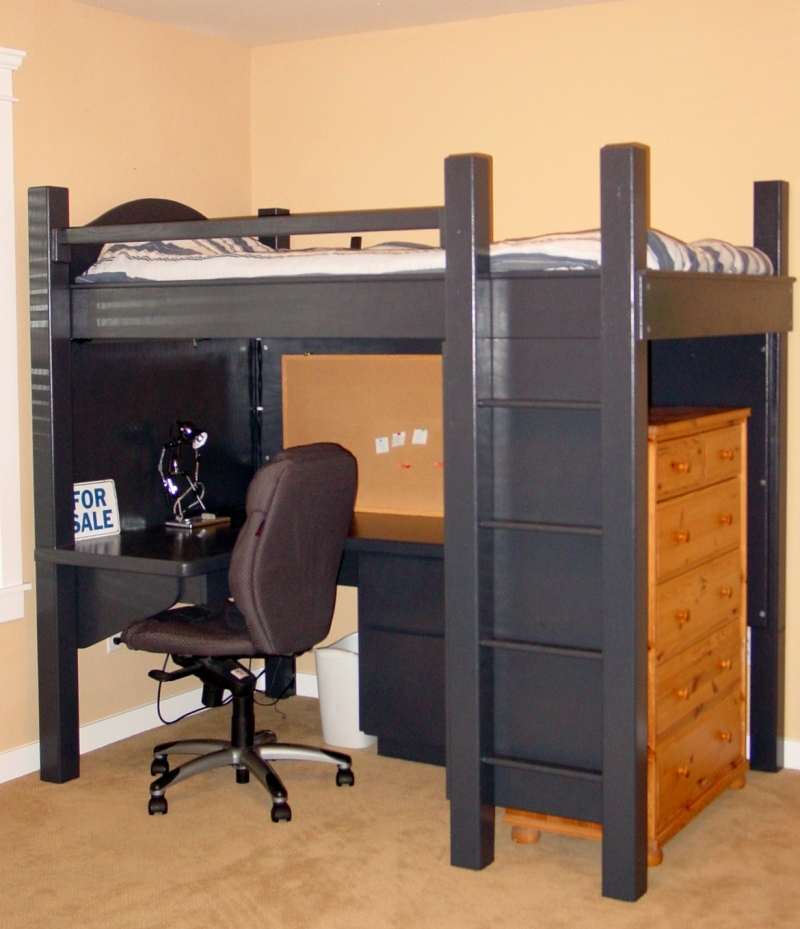 bed plans made from dressers